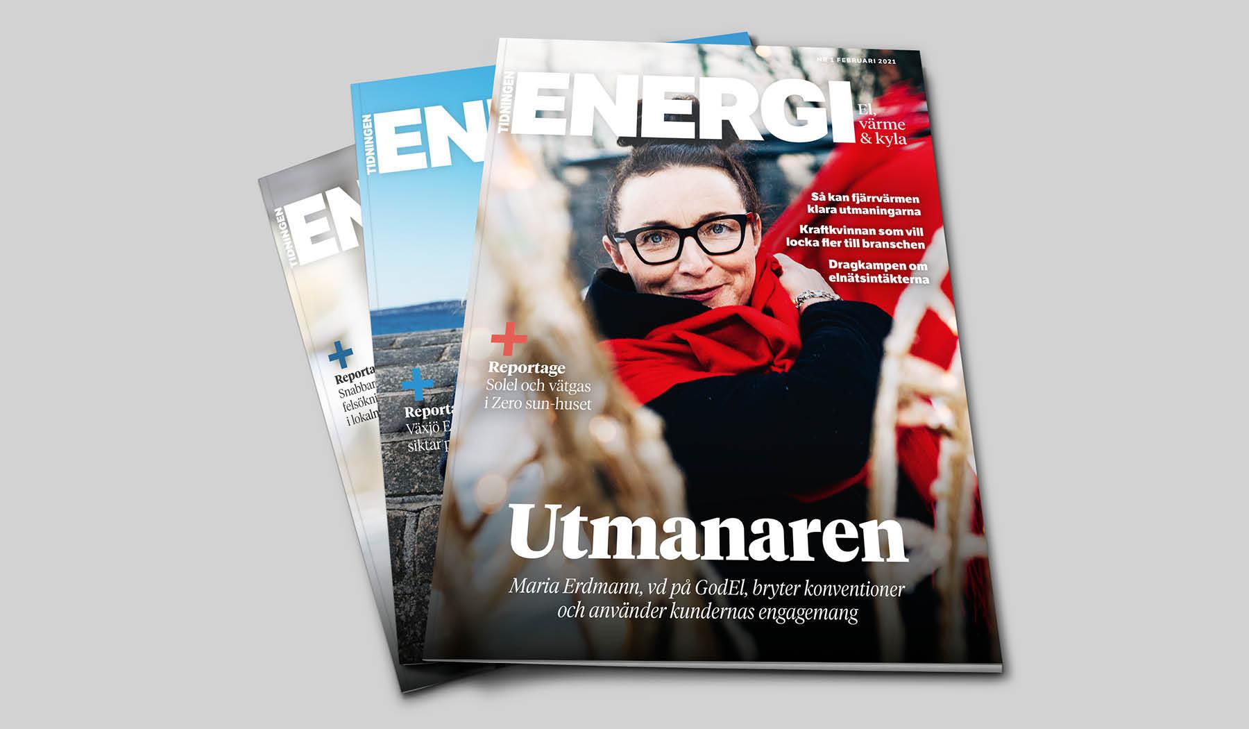Tidningen Energi för Energiföretagen